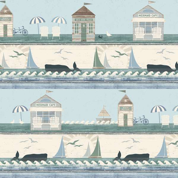 AF866 Beach House - Border preview