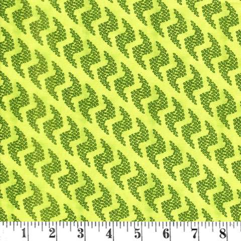 AF893 Safari So Goodie - Lime Dots preview