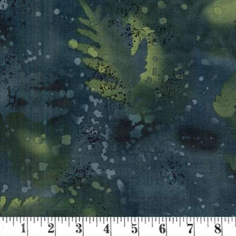 AG145 Fossil Fern - Blackwatch Green preview