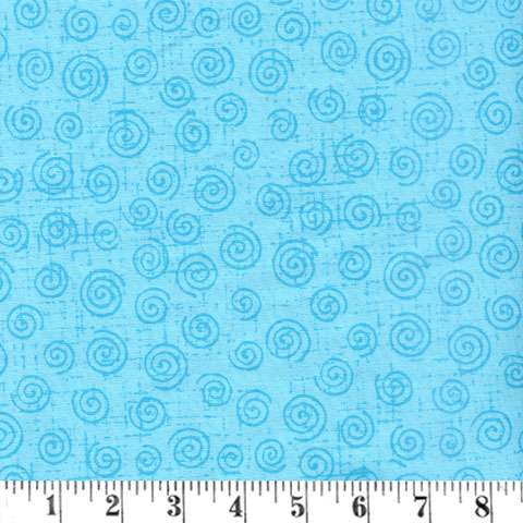 AG212 Extra Wide Backers - Twister - Aqua preview