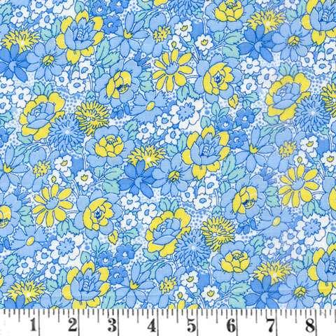 AG277 Nana Mae III - Blue Floral preview