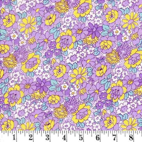 AG282 Nana Mae III - Purple Floral preview