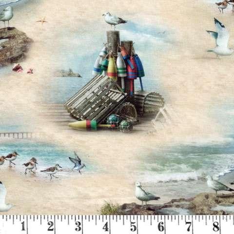AG301 Coastal Dreams - Scenic preview