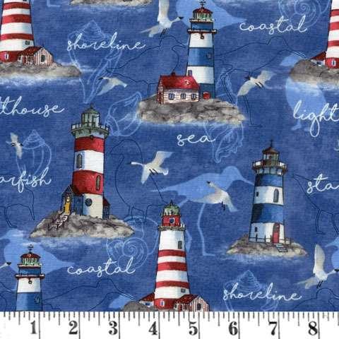 AG332 Atlantic Shore - Lighthouses preview