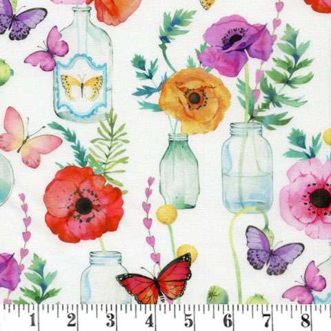 AG334 April Showers - Flowers and Jars preview