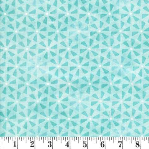 AG335 April Showers - Geometric Daisy preview