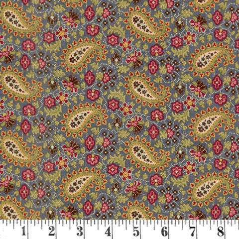 AG448 Chatham Row - Paisley preview