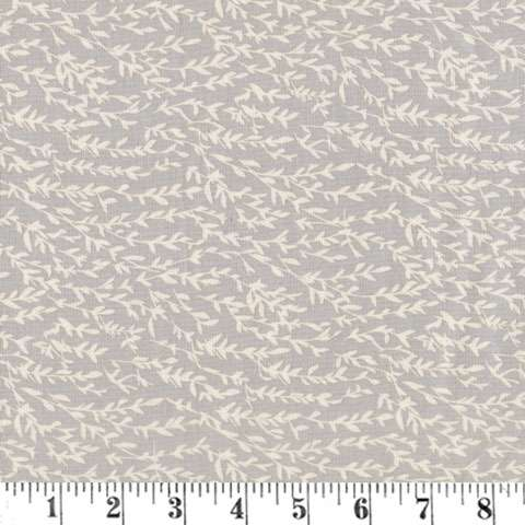 AG464 Peaceful Petals - Taupe Branches preview