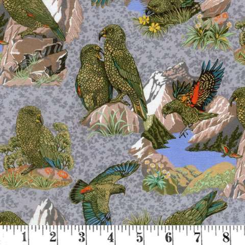 AG469 Kea New Zealand Fabric preview