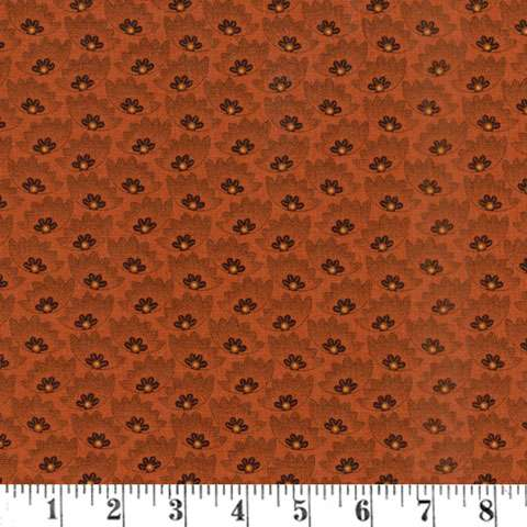 AG476 General Store - Rust Water Lily preview