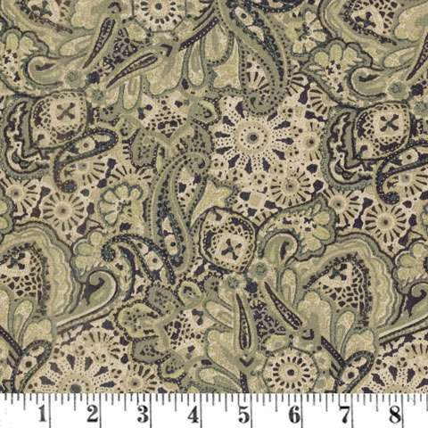 AG482 Reeds Legacy - Almond Paisley preview