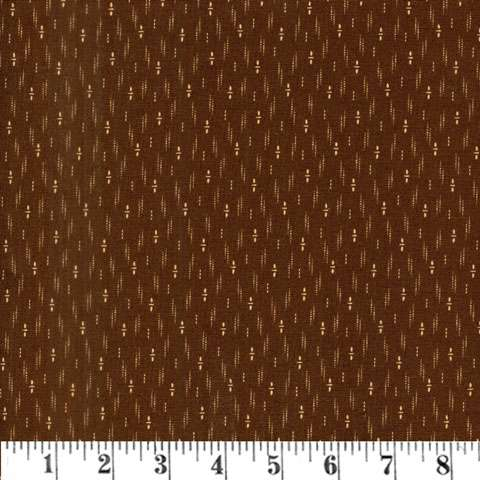 AG556 Shelbyville - Stacked Dots - Brown preview