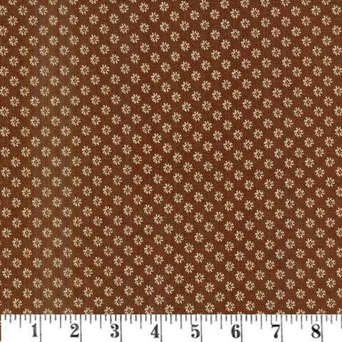 AG557 Shelbyville - Flower - Brown preview