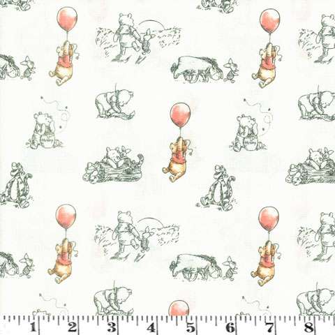 AG869 Winnie the Pooh preview