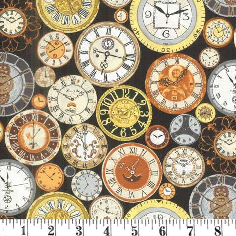 AG880 Victorian Vintage - Back in Time - Clocks preview