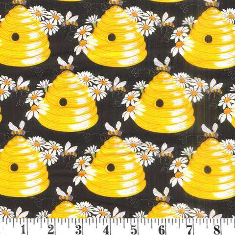 AG897 Sunny Bee - Beehives preview
