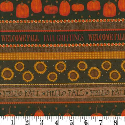 AH012  Welcome Fall - Border preview
