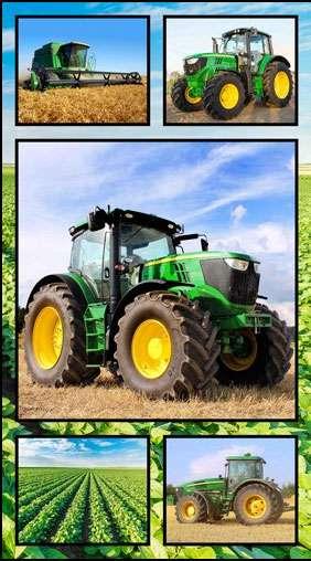 AH088 - Farm Machines Panel preview