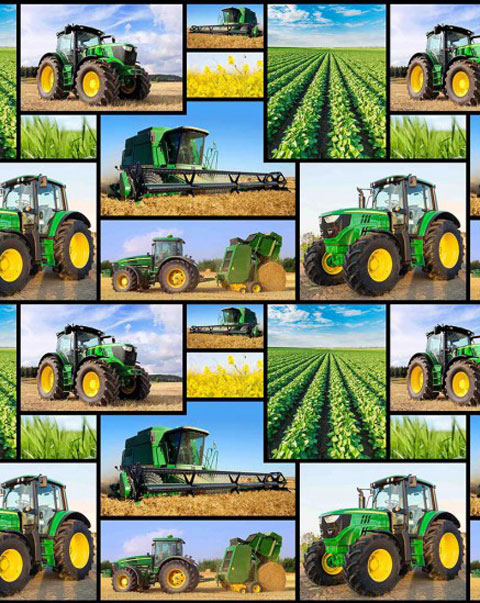 AH089 - Farm Machines Small 20 cm Repeat preview