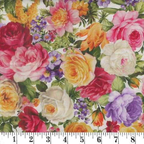 AH094 Ayana - Multi Roses preview