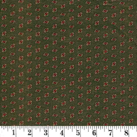 AH182 Rachel's Tribute - Quilting Stitch Green preview