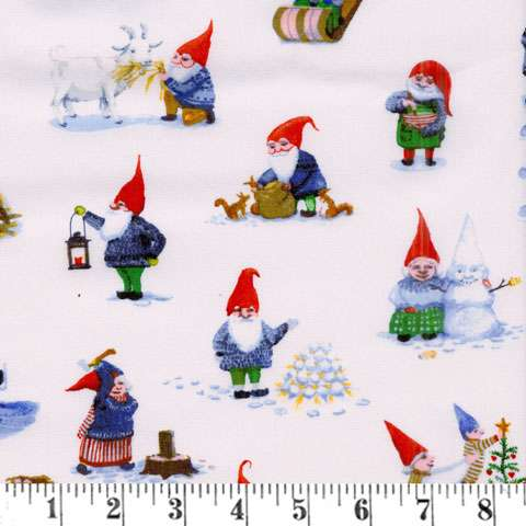 AH312 Winter Gnomes preview