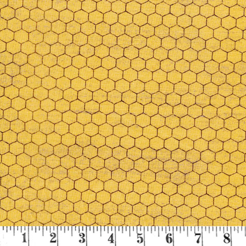 AH565 Bee's Life - Honeycomb preview