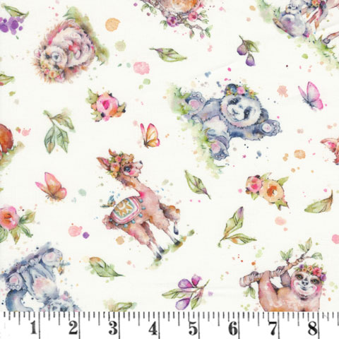 AH667 Little Darlings - Scattered Critters preview