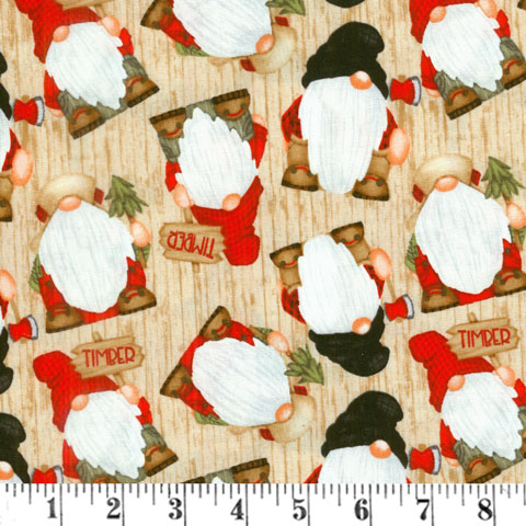 AH727 Timber Gnomes - Beige Gnomes preview