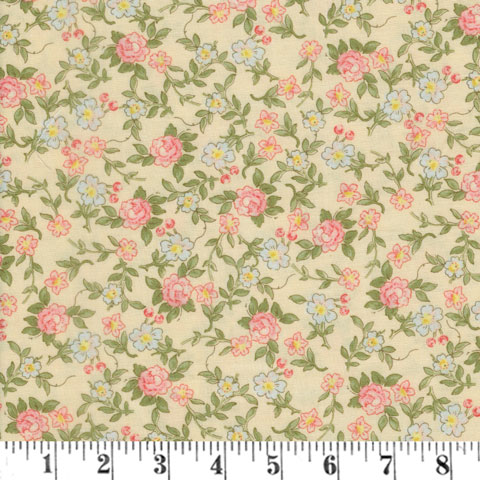 AH760 Rose & Violet's Garden - Cream preview
