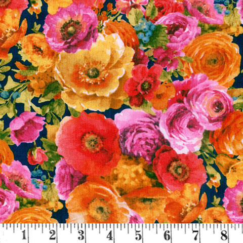 AH871 Roots of Love - Packed Floral preview