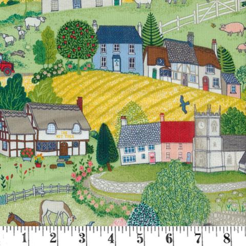 AH881 Village Life - Farmyard preview