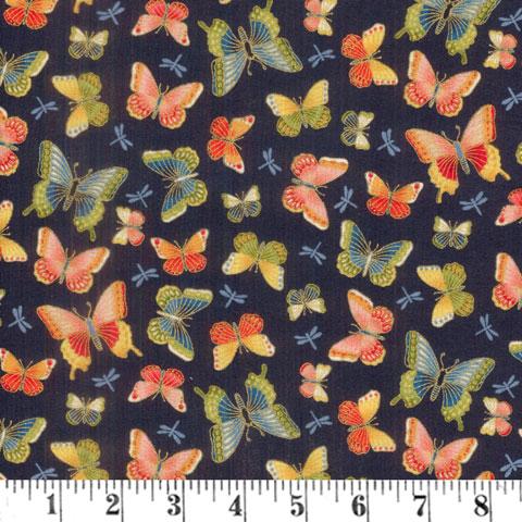 AH896 Michiko - Butterflies preview