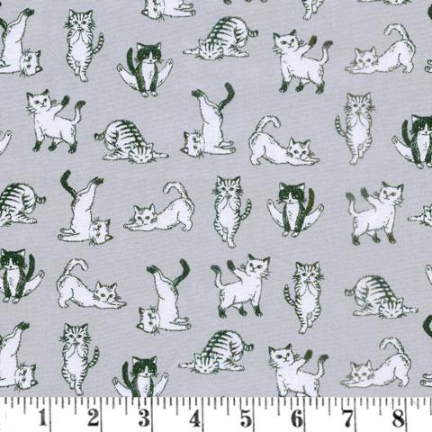 AJ004 Sawa - Cats - Grey preview