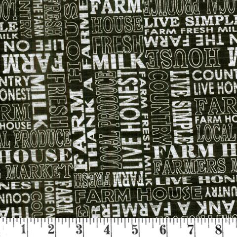 AJ040 Farmstead - Words preview
