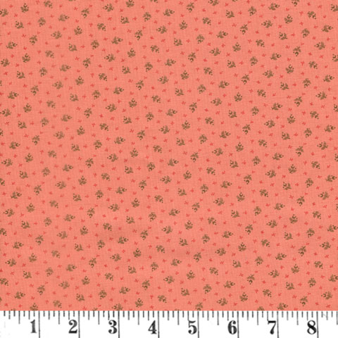 AJ063 The Seamstress - Moonflower - Antique Rose preview
