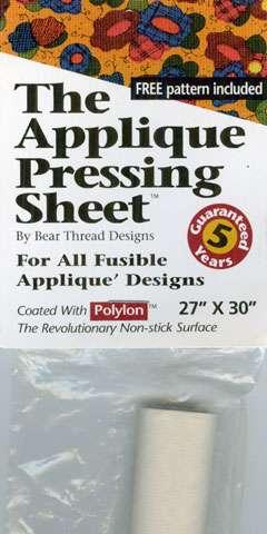 27 inch x 30 inch Applique Pressing Sheet