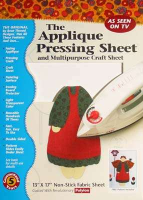 18 inch x 20 inch Applique Pressing Sheet  preview