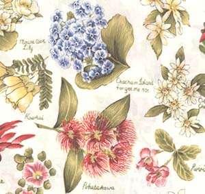 B761 Flowers of Aotearoa