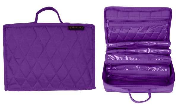 Mini Craft Organizer - Purple preview