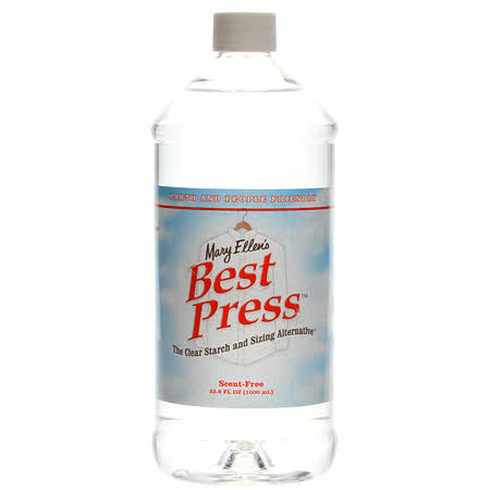 Mary Ellen's Best Press Spray Starch - Scent Free (One Litre) preview