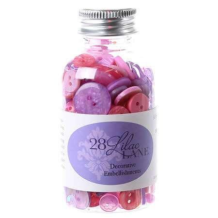 Embellishment Bottle - Pretty Princess