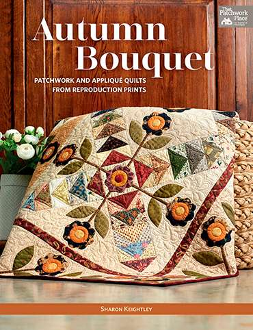 Autumn Bouquet by Sharon Keightley (Book) preview