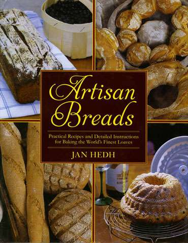 Artisan Breads by Jan Hedh (Book)