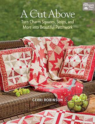 A Cut Above by Gerri Robinson (Book)