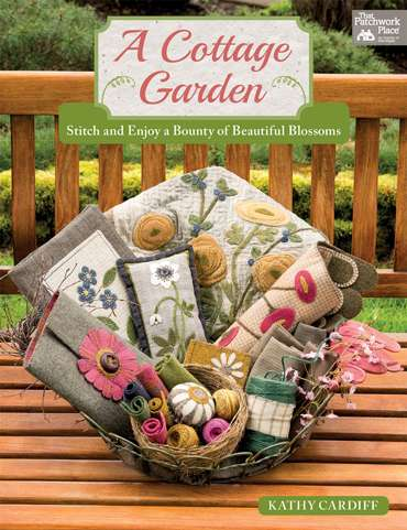 A Cottage Garden by Kath Cardiff (Book) preview