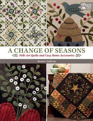 A Change of Seasons by Bonnie Sullivan (Book)