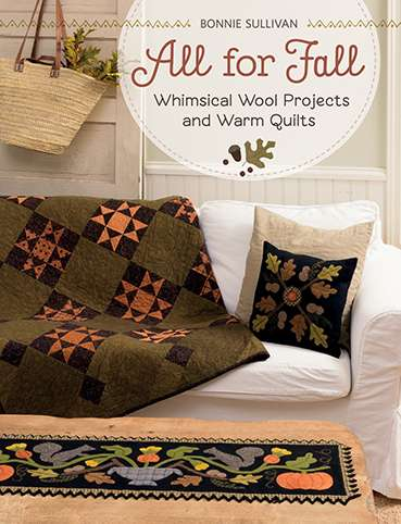 All for Fall by Bonnie Sullivan (Book) preview