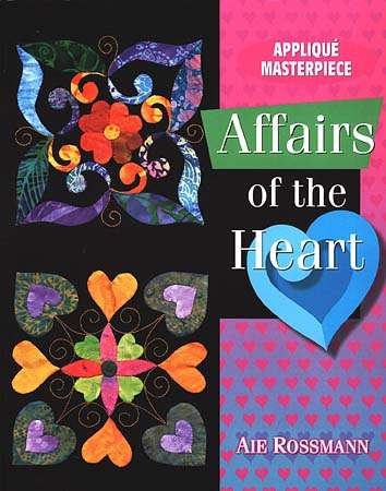 Affairs of the Heart by Aie Rossmann (Book)