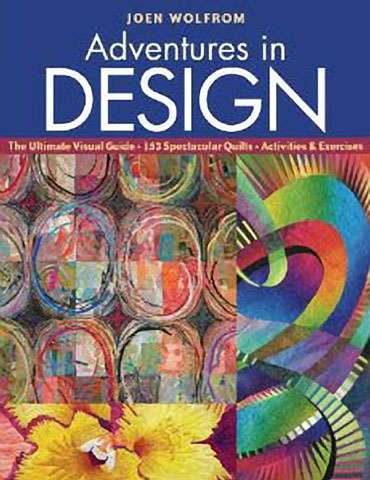 Adventures in Design by Joen Wolfrom (Book)
